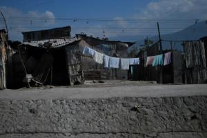 Urban settlement issues Haiti