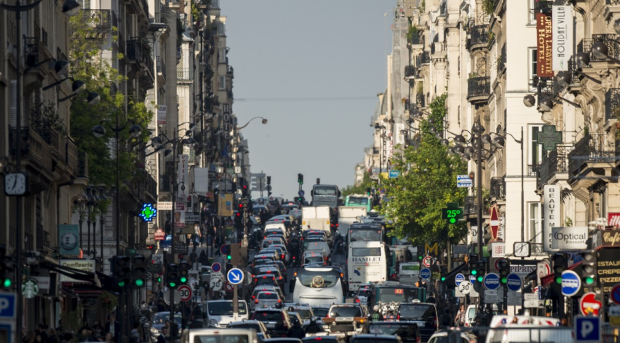 Four Huge Cities Who Are Banning Diesel Cars